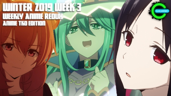 Ah, To Be Young Again… Or Very Quickly | Weekly Anime Redux (Anime TKO Edition)
