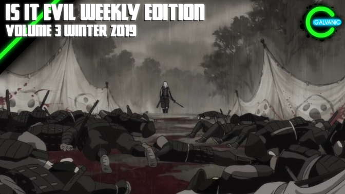 Darkness Rises This Week | Is It Evil? Weekly Edition Volume 3 Recap Winter 2019