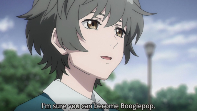 Boogiepop and Others