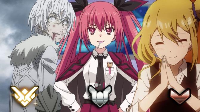 A Certain Magical Index, Date A Live, Kaguya-sama