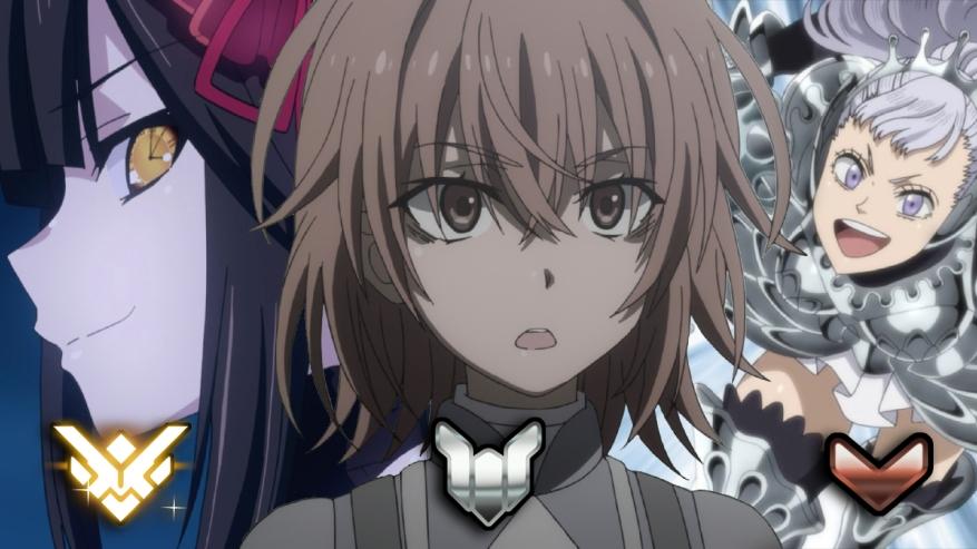 Date A Live Ⅲ, Black Clover, Toaru Majutsu no Index III