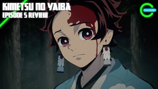 A Blade Forged By Compassion | Kimetsu no Yaiba | Episode 5 Review
