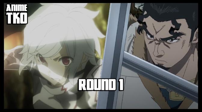 DanMachi vs Vinland Saga | Round 1 | Anime TKO