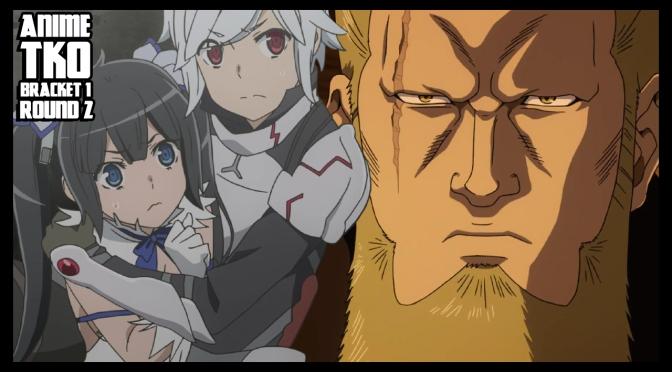 DanMachi vs Vinland Saga | Round 2 | Anime TKO