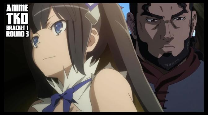 DanMachi vs Vinland Saga | Round 3 | Anime TKO