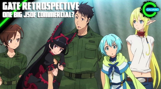 And So, The Defense Force Fought | Gate Season 1 Retrospective | Flash Anime-tion