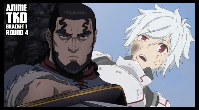 DanMachi vs Vinland Saga | Round 4 | Anime TKO