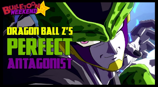 Looking at Dragon Ball Z's PERFECT Antagonist