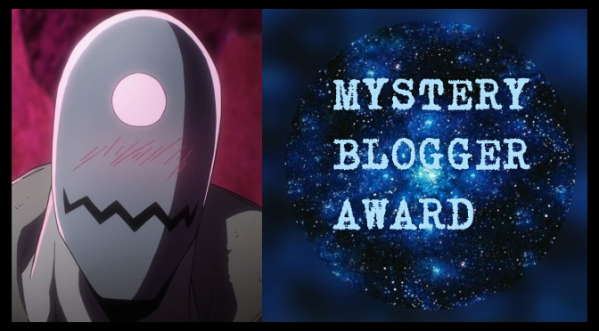 What's this? | Mystery Blogger Award
