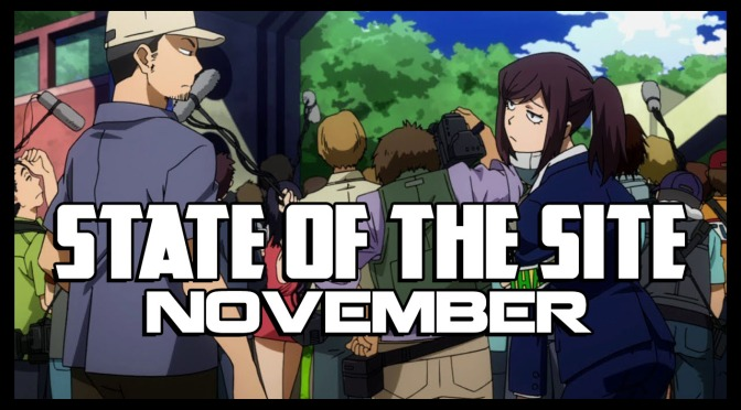 New Series, New Schedule, New Site! Much News, Many Update | State of the Site
