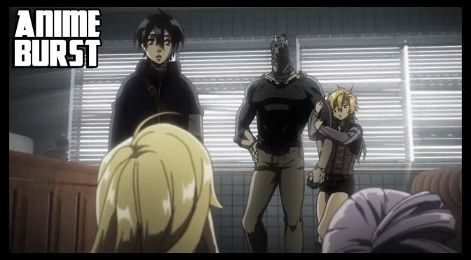 No Guns Life | Anime Burst 9