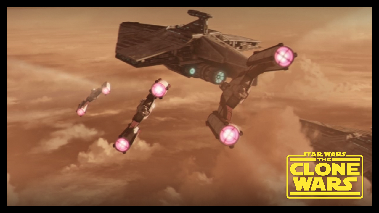 Summer Of Star Wars | Return to Geonosis