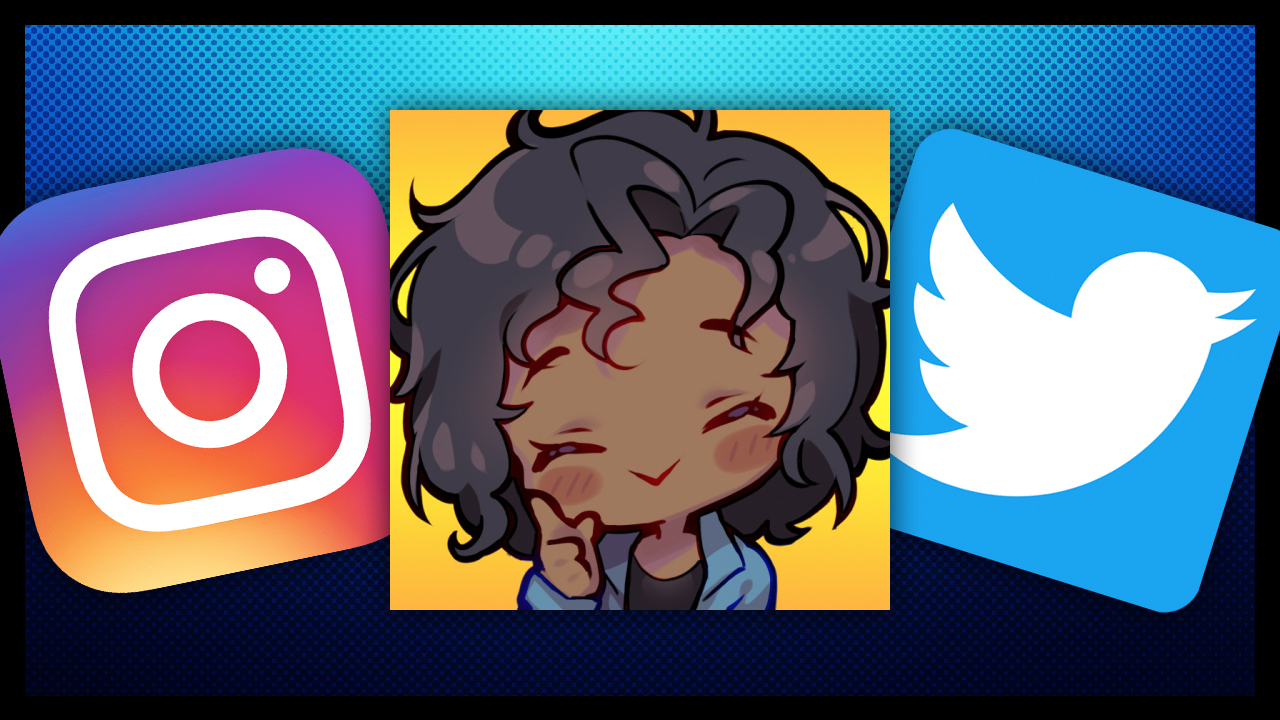 Follow Rori on Social Media! (Twitter & Insta)
