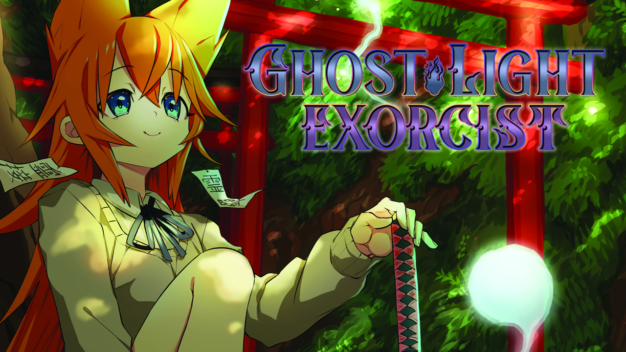 New Web Novel Out Now! – Ghost Light Exorcist — Voyager