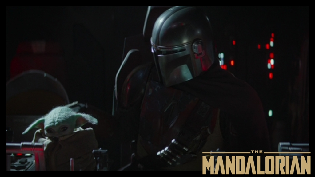 The Mandalorian Chapter 3 The Sin