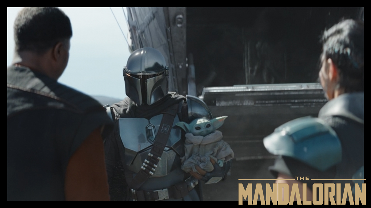The Mandalorian Chapter 12 The Siege