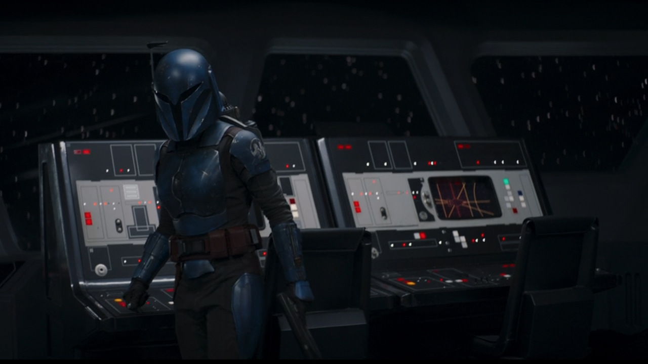 The Mandalorian Chapter 16 The Rescue