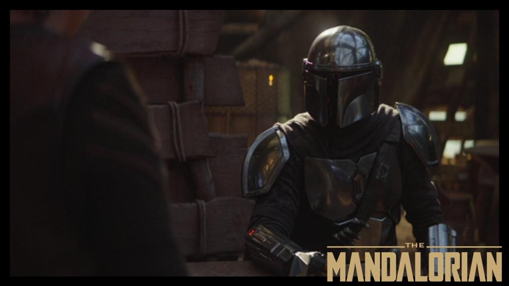 The Mandalorian Chapter 4 Sanctuary