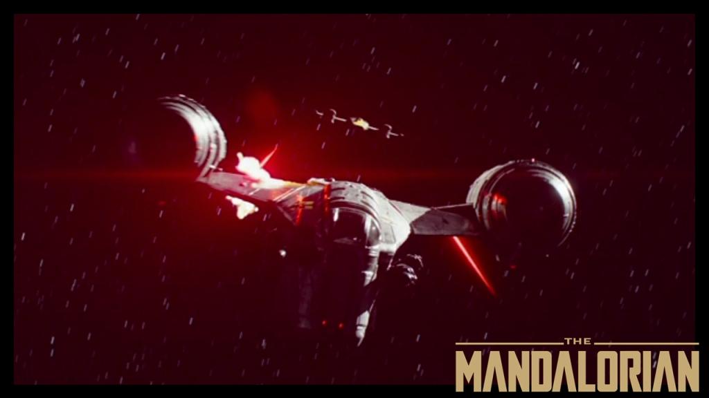 The Mandalorian Chapter 5 The Gunslinger
