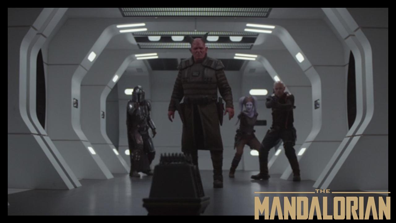The Mandalorian Chapter 6 The Prisoner
