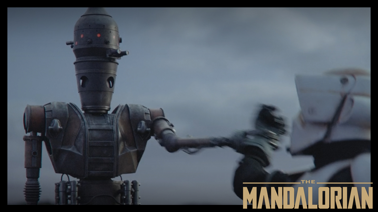 The Mandalorian Chapter 8 Redemption
