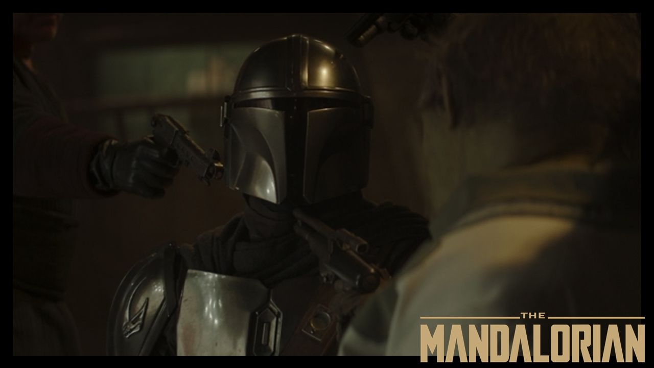 The Mandalorian Chapter 9 The Marshal